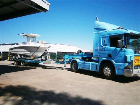 boat transport wales queensland boat transport boating holiday new south