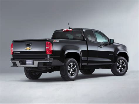 2016 chevy colorado pick up 2016 chevrolet colorado price photos reviews features