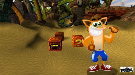 crash bandicoot fan game crash bandicoot wallpaper 1920x1080 by markproductions on