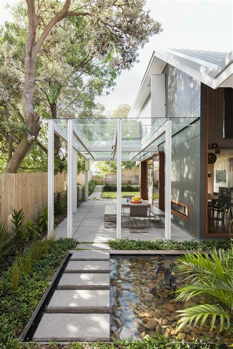 veranda glasdach die besten 25 glasdach terrasse ideen auf