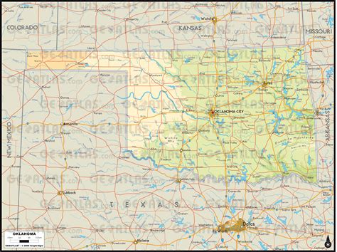 map us oklahoma oklahoma city united states pictures citiestips