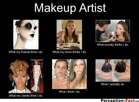 makeup artist does mom with birthmark s makeup video makeup artist what people think i do what i really