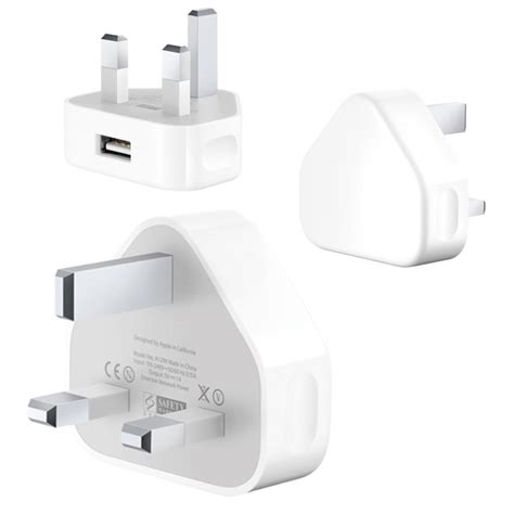 iphone 4s wall charger genuine apple iphone 5 4s 4 3g 3 pin uk usb wall