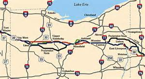 map of us toll highways toll road lincoln highway news