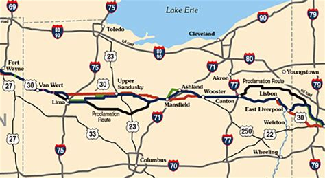 us toll roads map toll road lincoln highway news