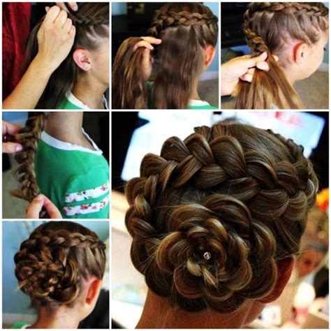 Hairstyles For 2016 For Step By Step by Easy Hairstyles For Eid 2016 2017 Step By Step Tutorials