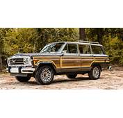 This Is My Ride 1987 Jeep Grand Wagoneer