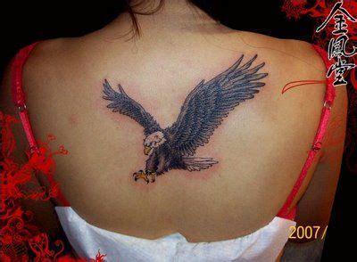 feminine eagle tattoo designs 25 best ideas about eagle back on