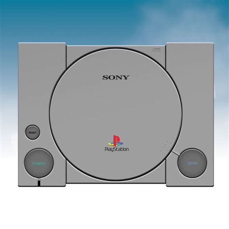 ps1 console playstation 1 console by knightranger on deviantart