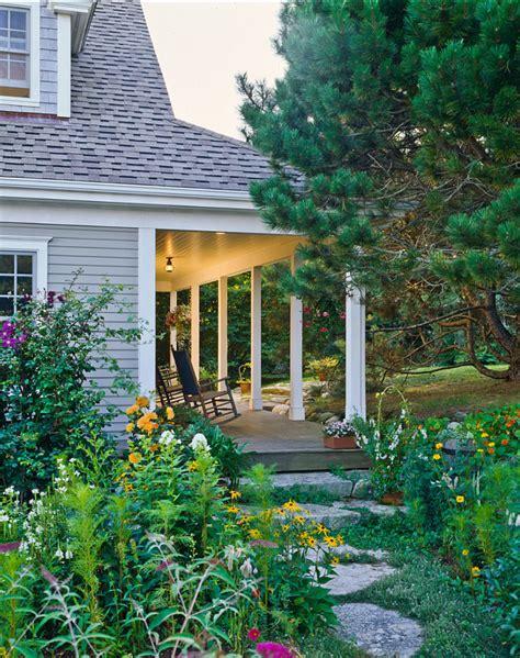 Garden Shingle Ideas Oceanfront Shingle Cottage Home Bunch Interior Design Ideas
