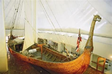 hjemkomst viking ship in fargo moorhead picture of fargo