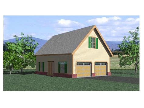 Country Garage Plans by Garage Loft Plans Country Style Garage Loft Plan 006g
