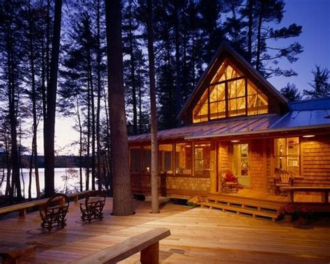maine lake house lake house portland maine barn homes and cabins pinterest