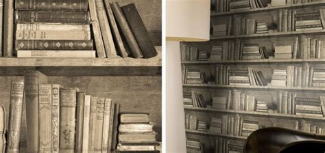 bookshelf wallpaper series ideas for home garden bedroom
