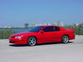 1995 chevrolet monte carlo information and photos