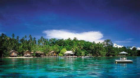 unspoilt paradise   islands  melanesia escape
