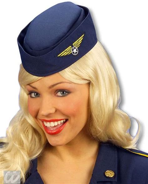 How To Make A Flight Attendant Hat Out Of Paper - stewardesses boat stewardesses hat horror shop