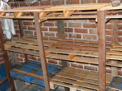 Garage Shelving From Pallets Useful Garage Shelves Made Of Palletsdiy Pallet Furniture