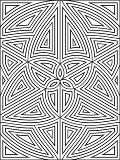difficult geometric design coloring pages rectangles images of printable hard geometric coloring pages