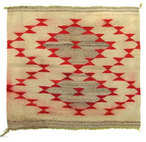 navajo print rug consigned antique navajo bow tie mat southwestern area rugs