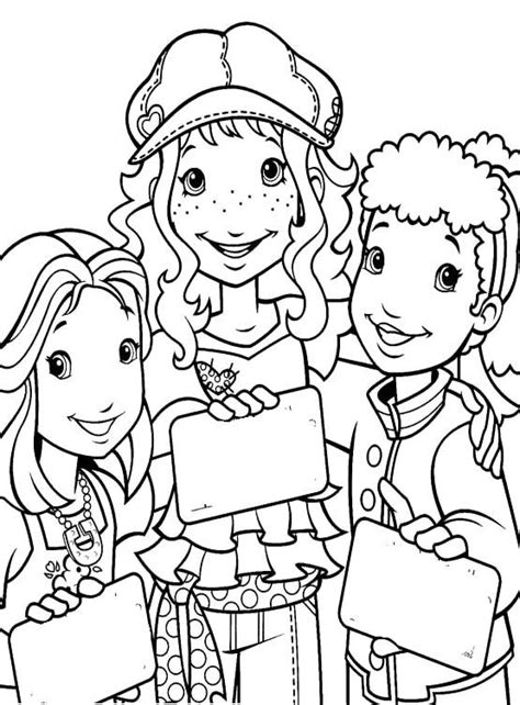 hermie and friends free coloring pages