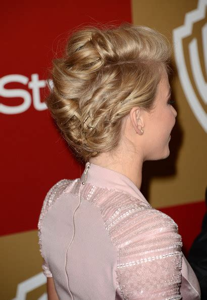 updo hairstyles julianne hough more pics of julianne hough pompadour 1 of 17 julianne