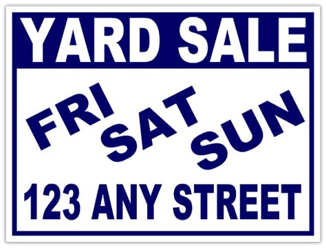 garage sale sign template weekend yard sale sign garage sale signs