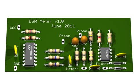 how to make a capacitor last longer esr meter webshed