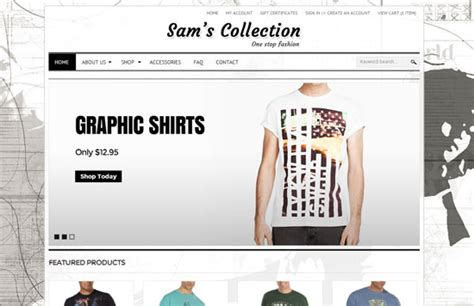 bigcommerce free templates responsive bigcommerce fashion template design by