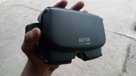 Antvr Reality Original Lenovo lenovo antvr headset review price india mp3 mp4 players reality its real