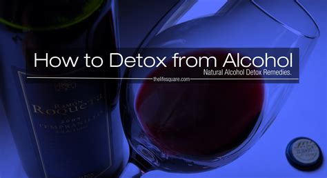 How Does Detox Acne Last by The Boozers Guide On How To Detox From
