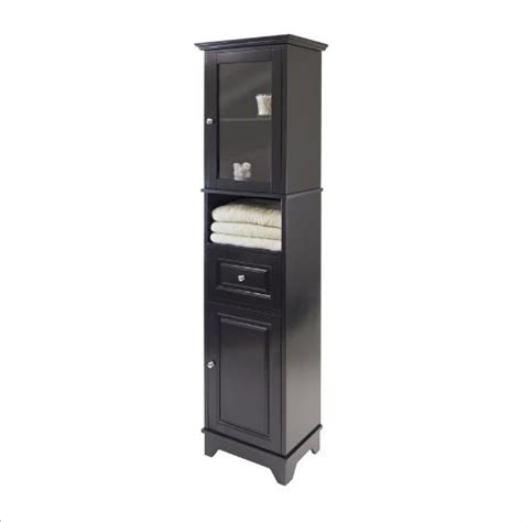 winsome alps cabinet bathroom cabinet corner