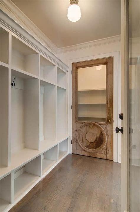 Doors For Laundry Closet Salvaged Wood Closet Door Vintage Laundry Room