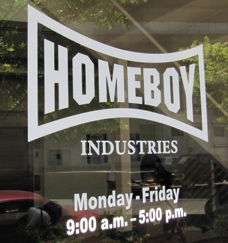 after the layoffs at homeboy industries neon