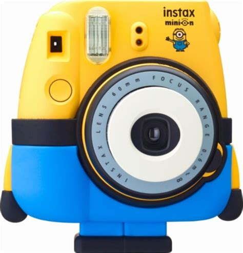 instax mini 8 instant fujifilm minion instax mini 8 instant yellow