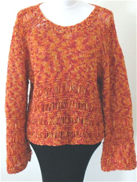 eor knitting abbreviation free knitting pattern desire drop stitch pullover