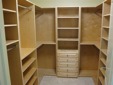 Closet Cabinetry 171 Beverin Solid Surface Inc Bedroom Closet Plans