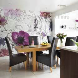 Dining Room Wallpaper Ideas Dining Room Feature Wall Dining Room Wallpaper Ideas Housetohome Co Uk