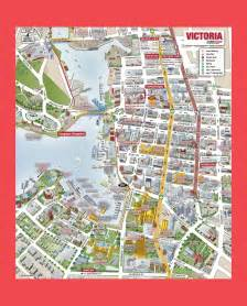 Victoria Canada Map by Victoria Maps And Victoria City On Pinterest