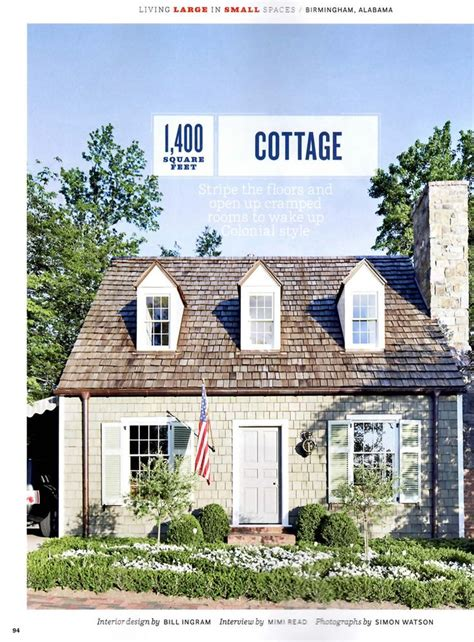 The Cottage Thinking Outside by Cottage In Birmingham We Saw On The Mls Last Year And Then