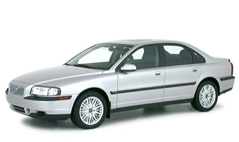 volvo sedan 2000 2000 volvo s80 2 9 4dr sedan information