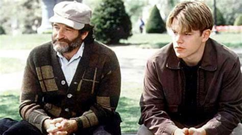 good will hunting bench good will hunting bench becomes robin williams memorial entertainment tonight