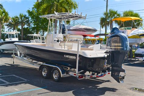 25 contender boats for sale new 2013 contender 25 bay boat for sale in west palm beach