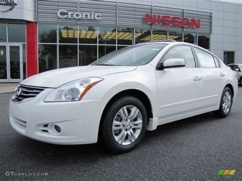 nissan altima white 2012 2012 winter white nissan altima 2 5 sl 57486690