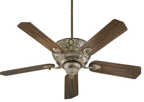 Traditional Ceiling Fan With Light Quorum Lighting Cimarron 52 Quot Traditional Ceiling Fan X 85