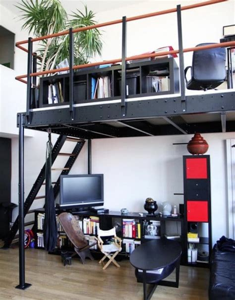 diy kit to add a mezzanine wherever you want by tecrostar this awesome diy kit allows you to build your own mezzanine