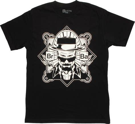Breaking Bad Heisenberg T Shirt breaking bad heisenberg crest t shirt sheer