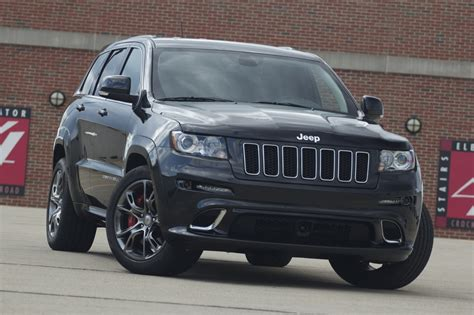 srt jeep 2012 2012 jeep grand cherokee srt8 review photo gallery autoblog