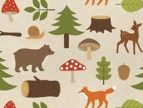 woodland fabric baby boy pinterest