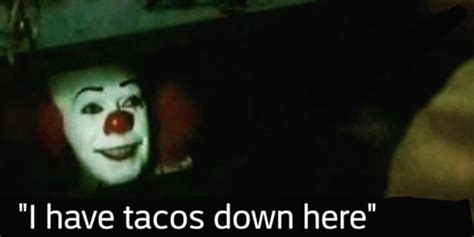 Pennywise The Clown Meme - the 25 best it sewer clown memes inverse
